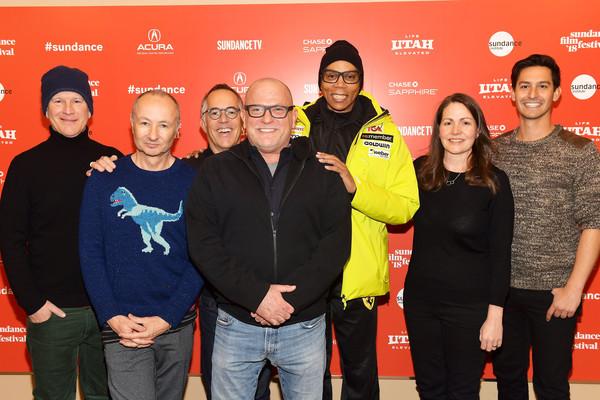 Sundance Film Festival, Vivince Event Studio, 2018 Sundance Film Festive, RuPaul