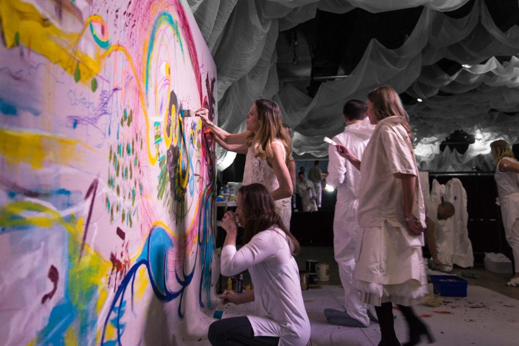 Vivince Event Studio Blank Canvas Event